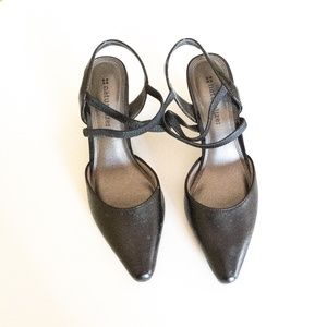NWOT Naturalizer Strappy Pointed Toe Pump